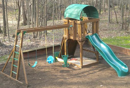 Save Money On Kid S Outdoor Playsets 2million Personal Finance